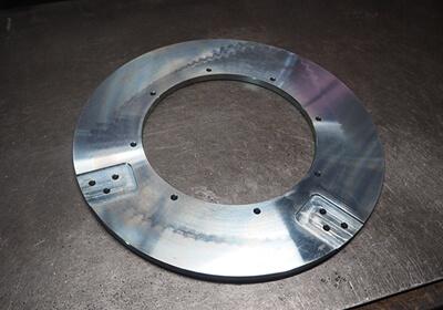 旋盤技術使用製品